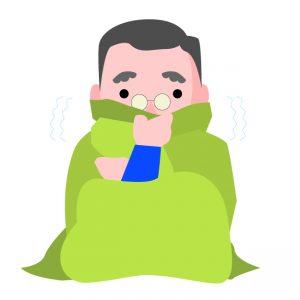 風邪を早く治すには?