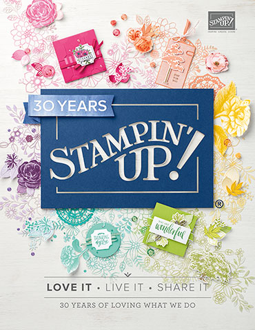 Stampin'Up! Catalogus 2018