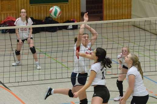 Damen Volleyball WTB II - WTB II