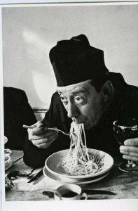 Don Camillos Art mit Christus zu reden, fand ich immer eiine ganz besondere Art des Geistes.