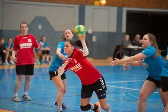 Handball: Charlotte Falke