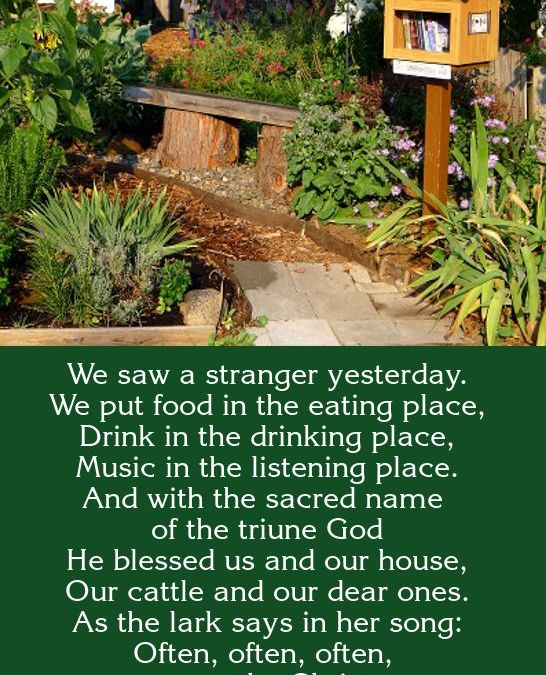 My Top Ten Ideas for Cultivating Hospitality in the Front Yard
