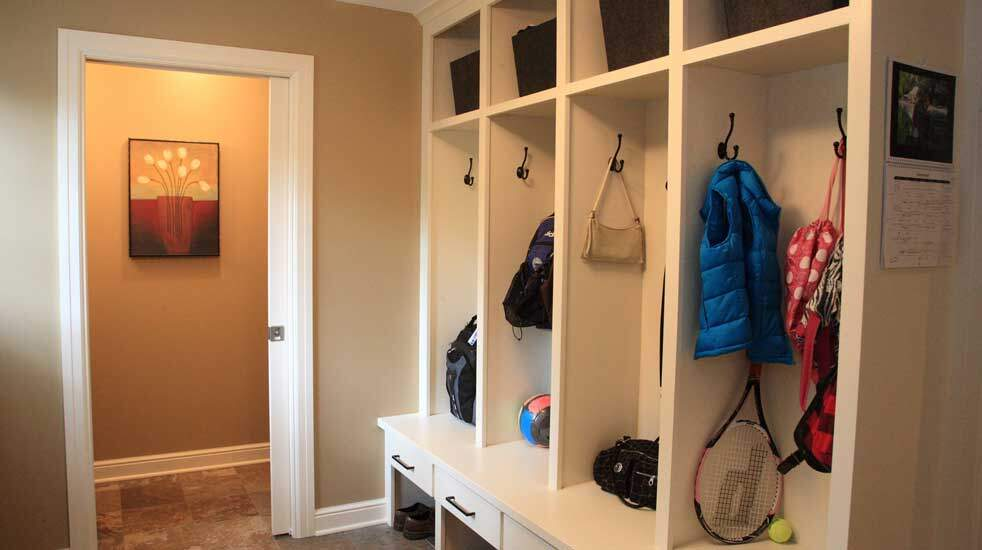 Mudroom | Wisconsin