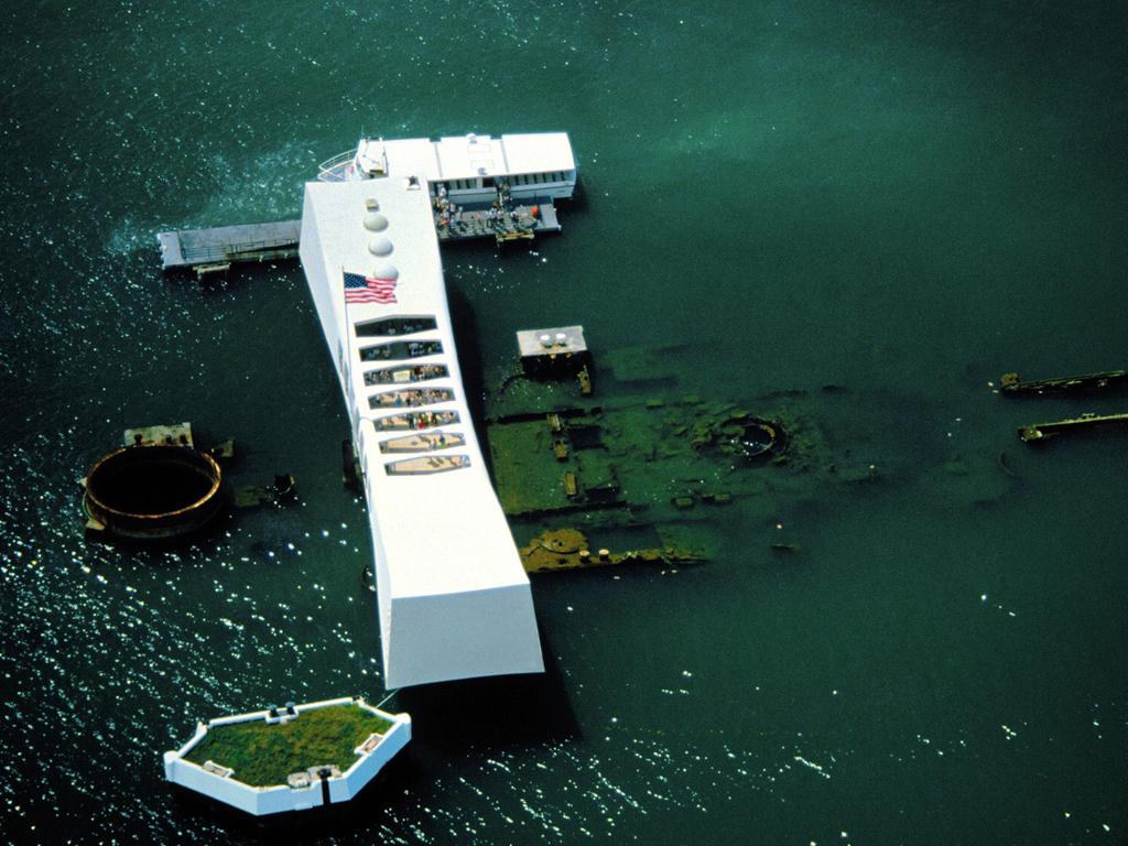 Peral Harbor Memorial