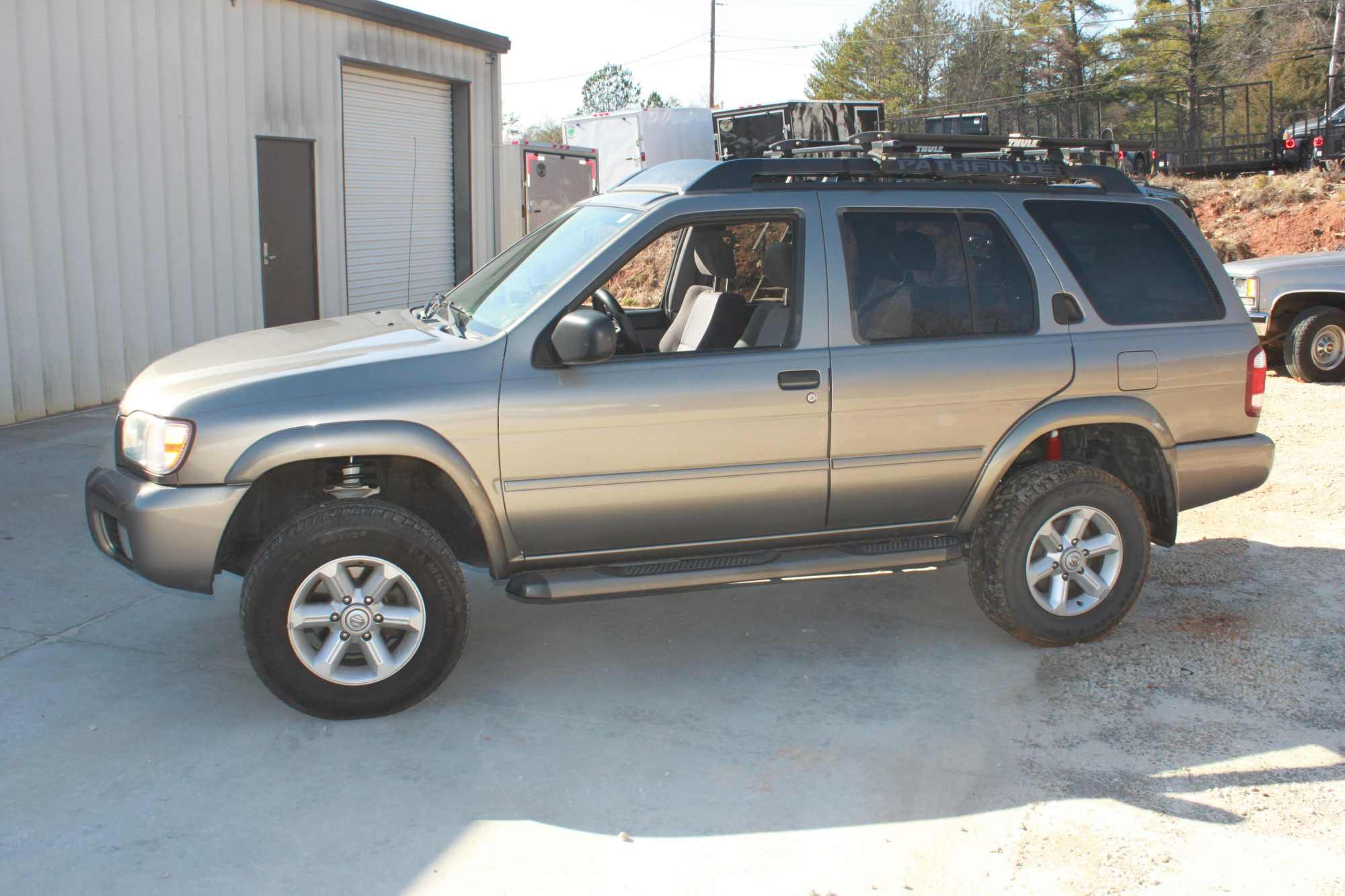 hight resolution of 2004 nissan pathfinder suspension