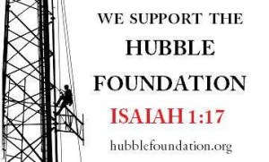 Support the Hubble Foundation!
