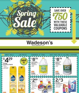 Our Spring Coupon Sale is Going On From 4/5/19 – 4/30/19!