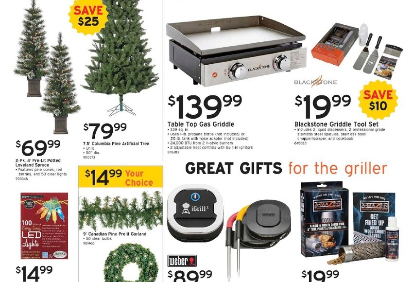 - Here is what is on sale this month!
