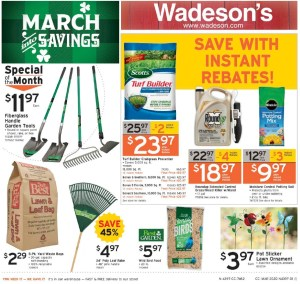 March into Savings From 3/20/20–3/31/20!