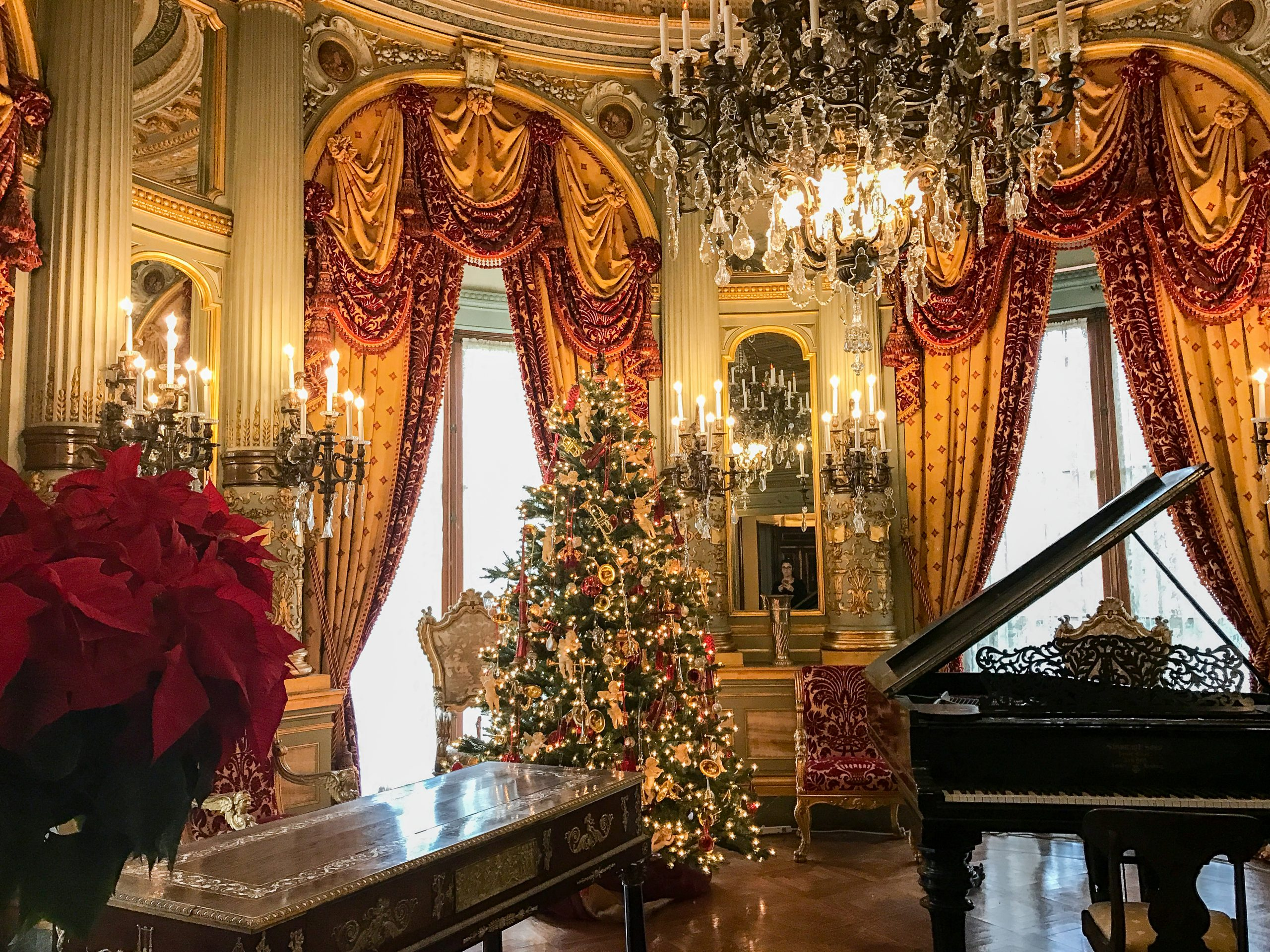 Nyscopba Hackett Blvd 2020 Christmas Bonuses VICTORIAN CHRISTMAS AT THE NEWPORT MANSIONS: DECEMBER 5, 2020