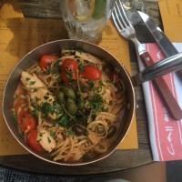 Paris: Ober Mamma (Italian food)