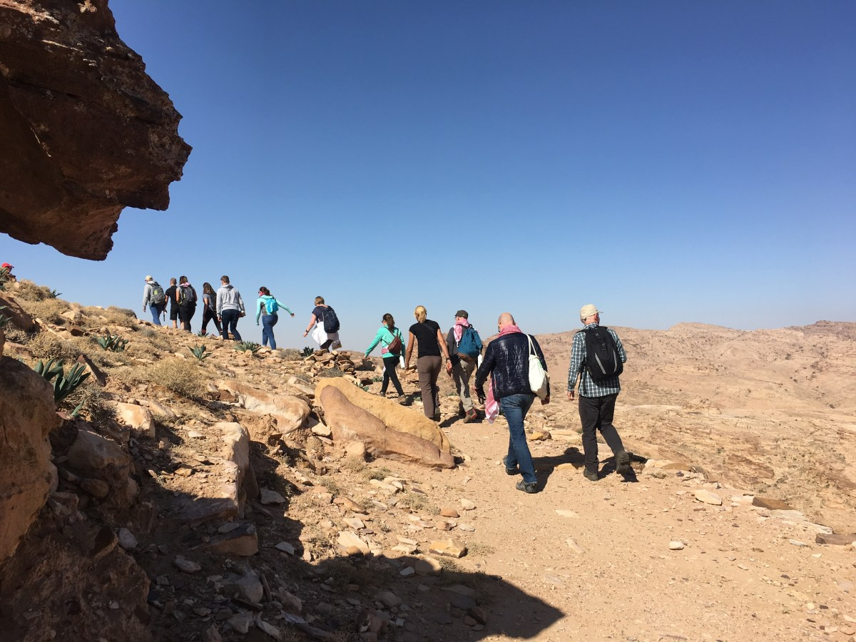 Jordan: hiking in Petra and the oldest bar in the world