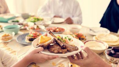 Photo of توصيات منظمة الصحة العالمية لتتبعي نظام غذائي صحي خلال شهر رمضان