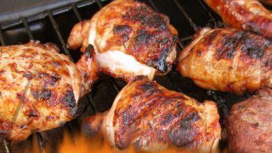 صورة تتبيلة الدجاج المشوي على الفحم على الطريقة التركية