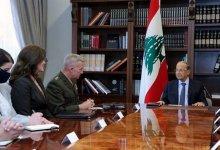 Photo of بيان للسفارة الاميركية حول زيارة ماكنزي الى لبنان