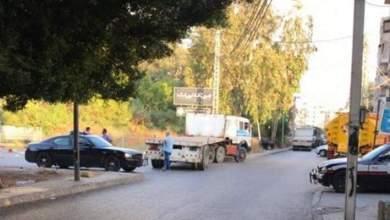 Photo of إقفال مراكز المعاينة الميكانيكيّة بالشاحنات من قبل سائقي السيارات العموميّة والباصات