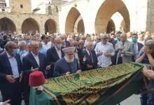 Photo of طرابلس ودّعت النائب السابق أحمد كرامي بمأتم حاشد