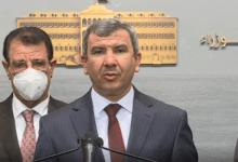 Photo of وزير النفط العراقي: قوافل النفط بدأت بالتحرك براً تجاه لبنان
