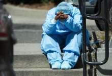 صورة جامعة جونز هوبكنز الأميركية: عدد الوفيات بكورونا في الولايات المتحدة تخطى 200000 حالة