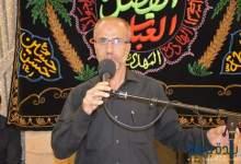 صورة قصيدة للشاعر إبراهيم عزالدين في عاشوراء الطف