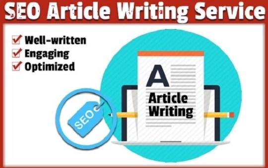 cum scriem articole seo corect