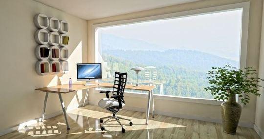Munca la domiciliu poate consta in a face evaluari pentru Google.