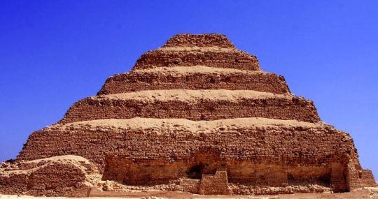 Zoser, piramida in trepte