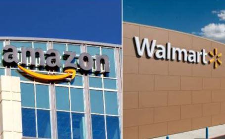 Amazon si Walmart