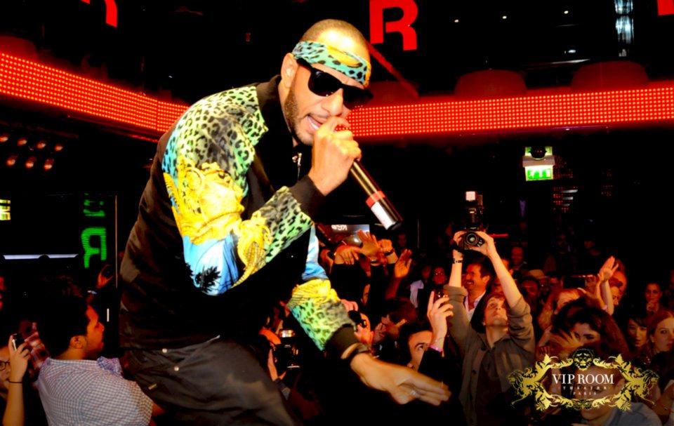 [I Was Here] Reebok Reethym Of life x Swizz Beatz au VIP ROOM