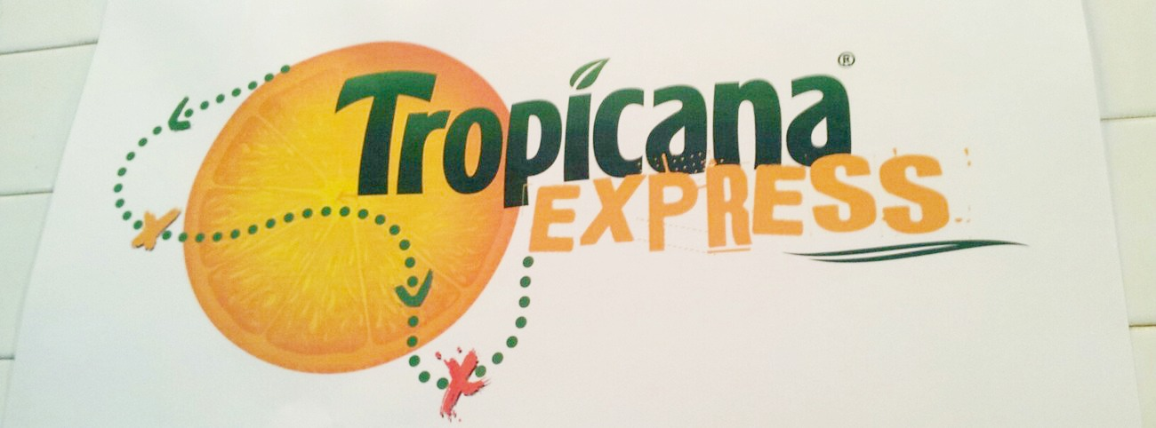 """Tropicana Express""… sur la route du Club Tropicana"
