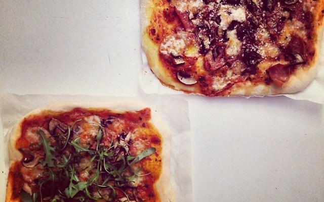 Pizza «His & Hers»