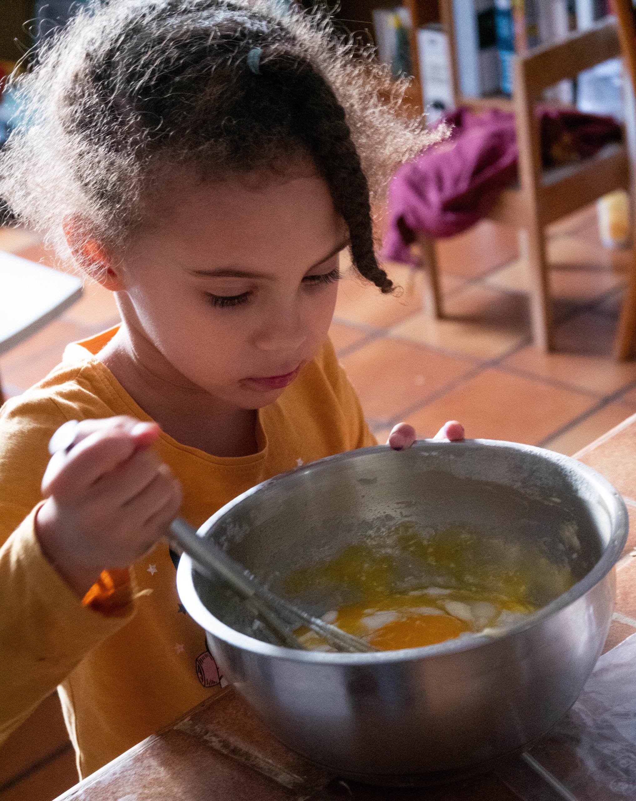 Cuisiner avec des enfants- Wadji, Cooking Mama