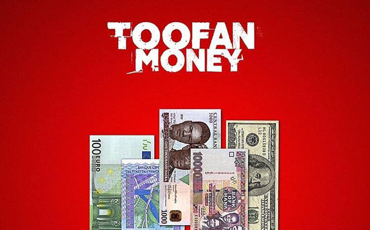 toofan money audio