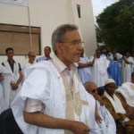 رئيس حزب تكتل القوى الديمقراكية أحمد ولد داداه (ارشبف)