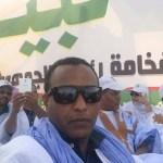 الناشط السياسي والإطار في مفوضية الأمن الغذائي السيد/ بدن ولد اسويلم