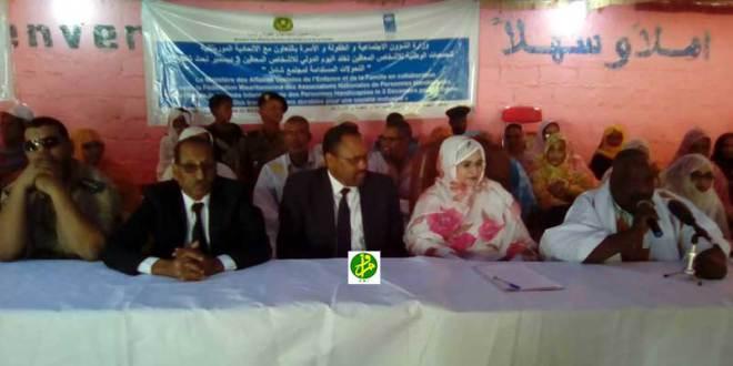 وزيرة الشؤون الاجتماعية تتراس في اطار فعاليات العيد الدولي لذوي الاعاقة