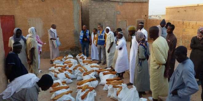 جمعية روافد الخير تطلق أنشطتها الرمضانية في واد الناقة (صور)