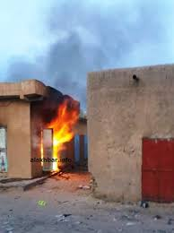 واد الناقة: حريق في منزل دون إصابات (تفاصيل)