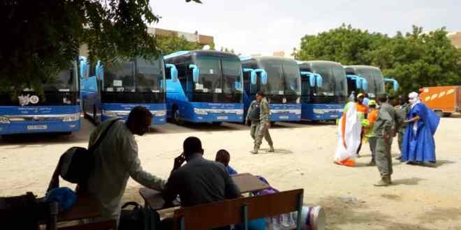 وصول فوجين من حجاج بيت الله الحرام ومغادرة الثالث والرابع يستعد