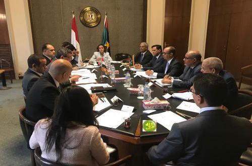 مشاورات سياسية بين موريتانيا ومصر تحضيرا للجنة مشتركة