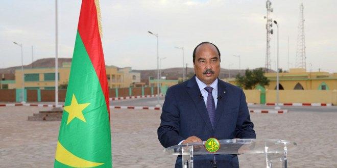 ولد عبد العزيز: حافظنا على الاستقلال وتقدمنا صوب النماء
