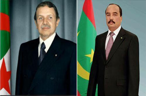عزيز يؤكد لنظيره الجزائري على دفع علاقات التعاون