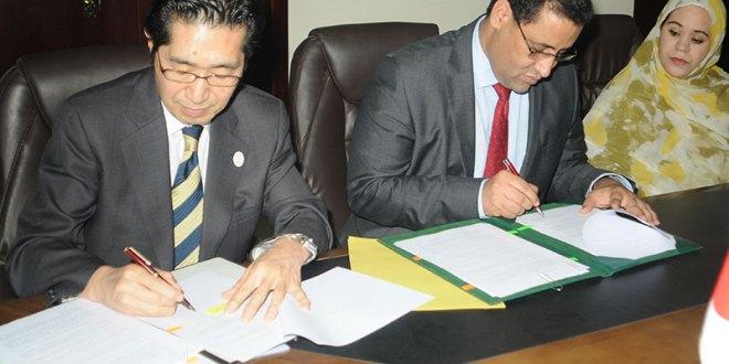 اليابان تشيد بالدور الأمني للجمهورية الإسلامية الموريتانية