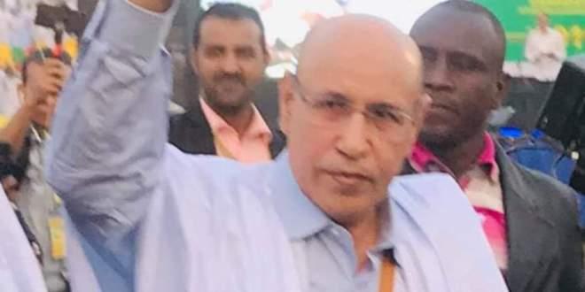 الرئيس الموريتاني في زيارة مفاجئة لأكبر مشافي البلاد