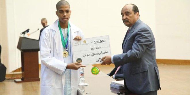 اترارزة تحرز المركز الـ3 من جوائز رالي العلوم