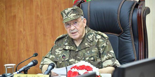 موريتانيا توفد وزير دفاعها لتشييع رئيس الأركان الجزائري