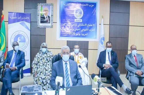 موريتانيا تثني على جهد الصين في المعركة البشرية الراهنة