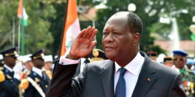 ساحل العاج: الحسن وترا يترشح لمأمورية ثالثة