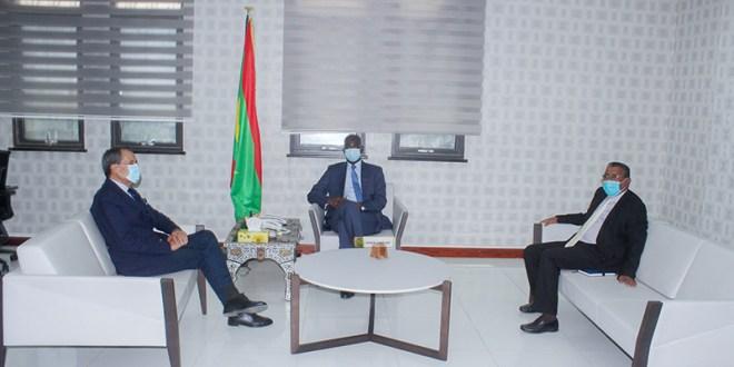 مباحثات اقتصادية بين نواكشوط والرباط