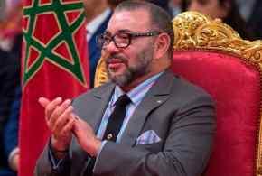 ملك المغرب: متشبثون بوقف إطلاق النار